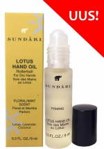 Lotus Hand Oil for Dry Hands